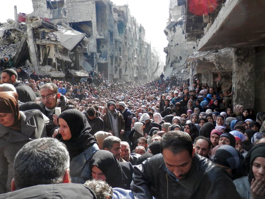 refugiaţi Siria