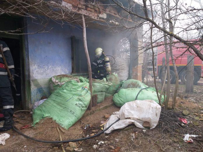 Weekend de foc pentru salvatorii teleormăneni, cu 117 situații de urgență