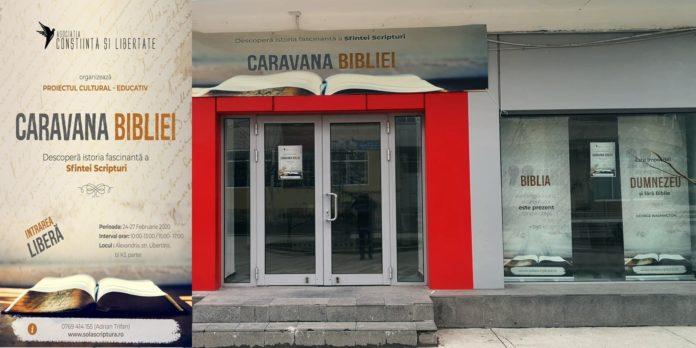 """""""Caravana Bibliei"""""""